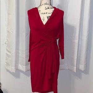 Karen Kane RED dress! Size medium:)